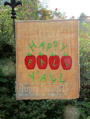 AGD 2212 Fall  Apple Flag