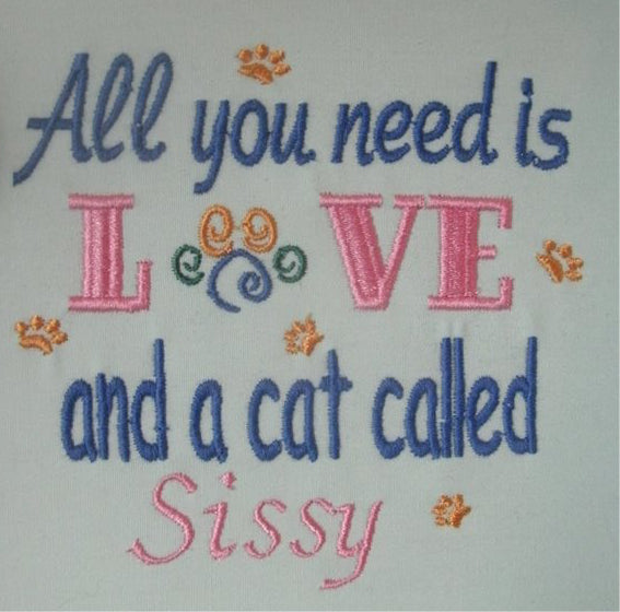 AGD 1852 Cat Love