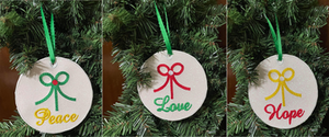 AGD  Ornament Package