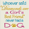 AGD 8070 Diamonds are...