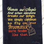 AGD 2164 Women are Angels Multi Color