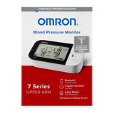 OMRON 7 Series® Wireless Upper Arm Blood Pressure Monitor