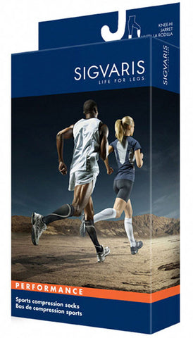 SIGVARIS CALF PERFORMANCE SOCK 20-30