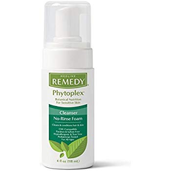 Medline Remedy® Phytoplex® Cleanser No-Rinse Foam