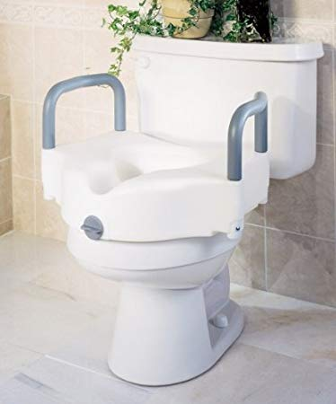 Guardian® Locking Elevated Toilet Seat