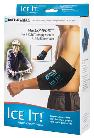 Ice It!® MaxCOMFORT™ System - Elbow
