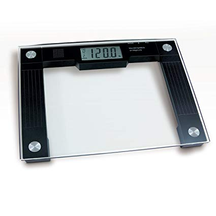 Rose Health Care Extra Wide Talking Scale