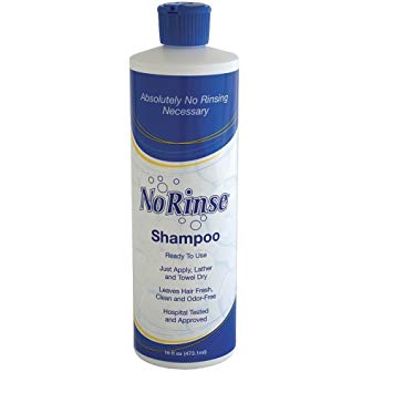 CleanLife™ No Rinse Shampoo
