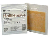 HOLLIHESIVE SKIN BARRIER 4X4 (NO STOMA CUTOUT)