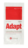 ADAPT LUBRICATING DEODORANT PACKETS