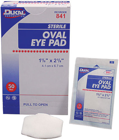 Dukal™ Oval Eye Pad