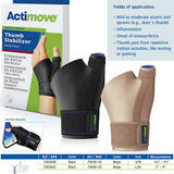Actimove® Thumb Stabilizer w/ Stays