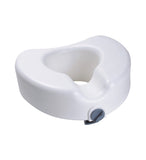 Essential® Locking Raised Toilet Seat