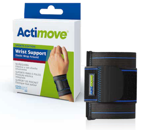 Actimove® Wrist Support - Elastic Wrap Around