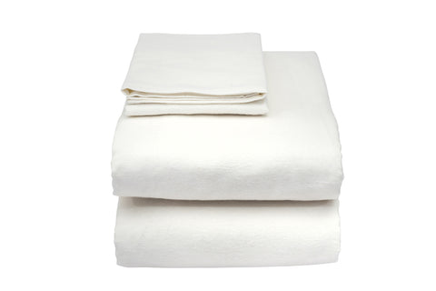 EssentialÎ Cotton Blend Hospital Bed Sheets