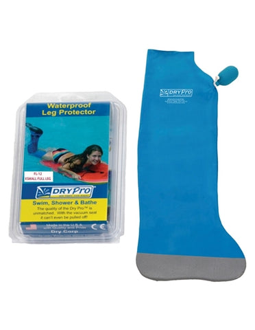 Dry Pro™ Full Leg Vacuum Sealed Cast Cover