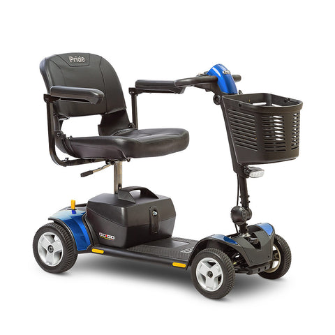Pride® Go-Go Elite Traveler® Plus 4-Wheel