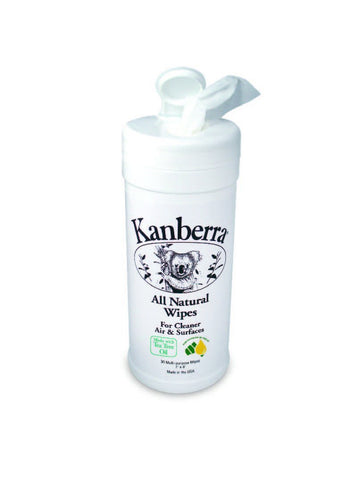 Kanberra® All Natural Wipes