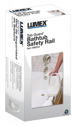 Graham Field™ Lumex Tub-Guard® Bathtub Safety Rails