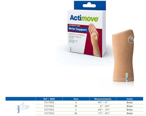 Actimove® Arthritis Wrist Support
