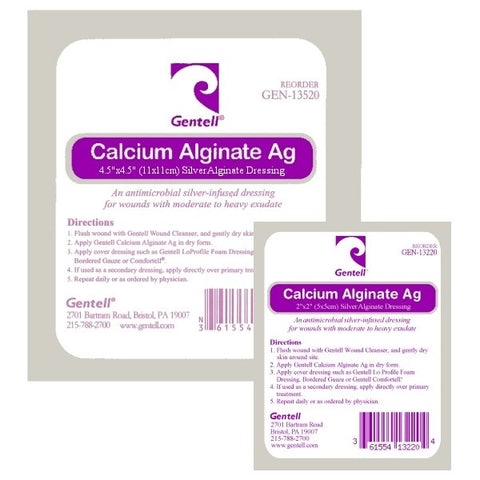 Gentell® Calcium Alginate Ag
