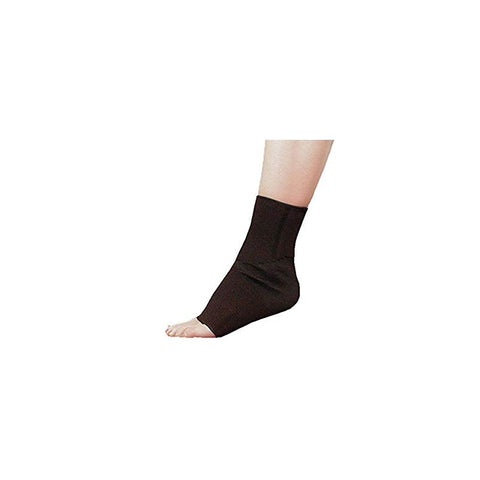 Compressive Knit Elastic Ankle Sleeve