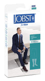 JOBST FOR MEN KNEE HIGH STOCKINGS 20-30