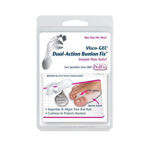 Pedifix® Visco-GEL® Dual-Action Bunion Fix™