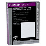 Medline Puracol® Plus Ag+ Microscaffold™ Collagen Wound Dressing with Silver
