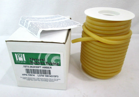 Hygenic® Natural Rubber Tubing