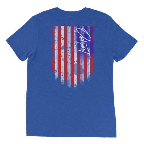 Onakwest Patriot Stripes - Short sleeve t-shirt