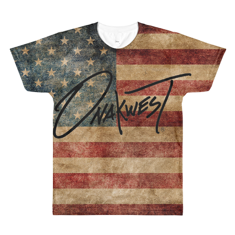 Onakwest Old Glory T-shirt