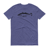 Redfish - Short sleeve t-shirt