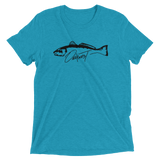 Redfish - Triblend Short sleeve t-shirt