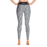 "Onakwest ""Digital Camo"" - Yoga Leggings"
