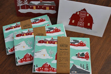 'Born in a Barn' Card 10 pack