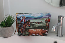 A lil' Western - Makeup/Shaving Bag