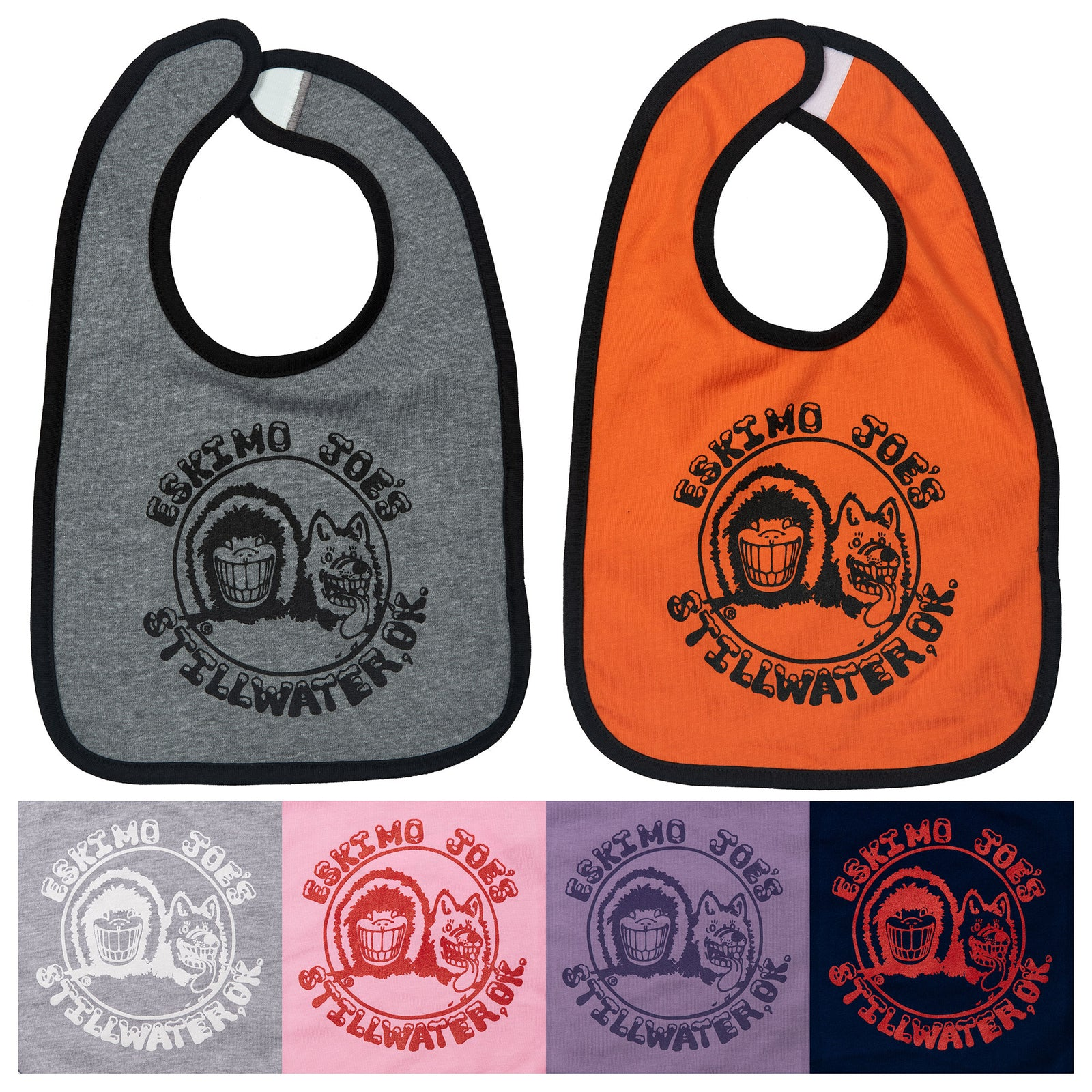 INFANT JERSEY BIB - IJB