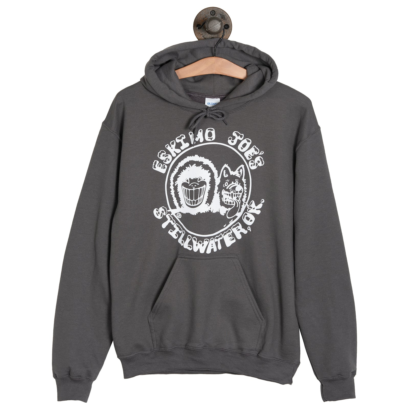 JOE'S HOODED SWEAT - JHS
