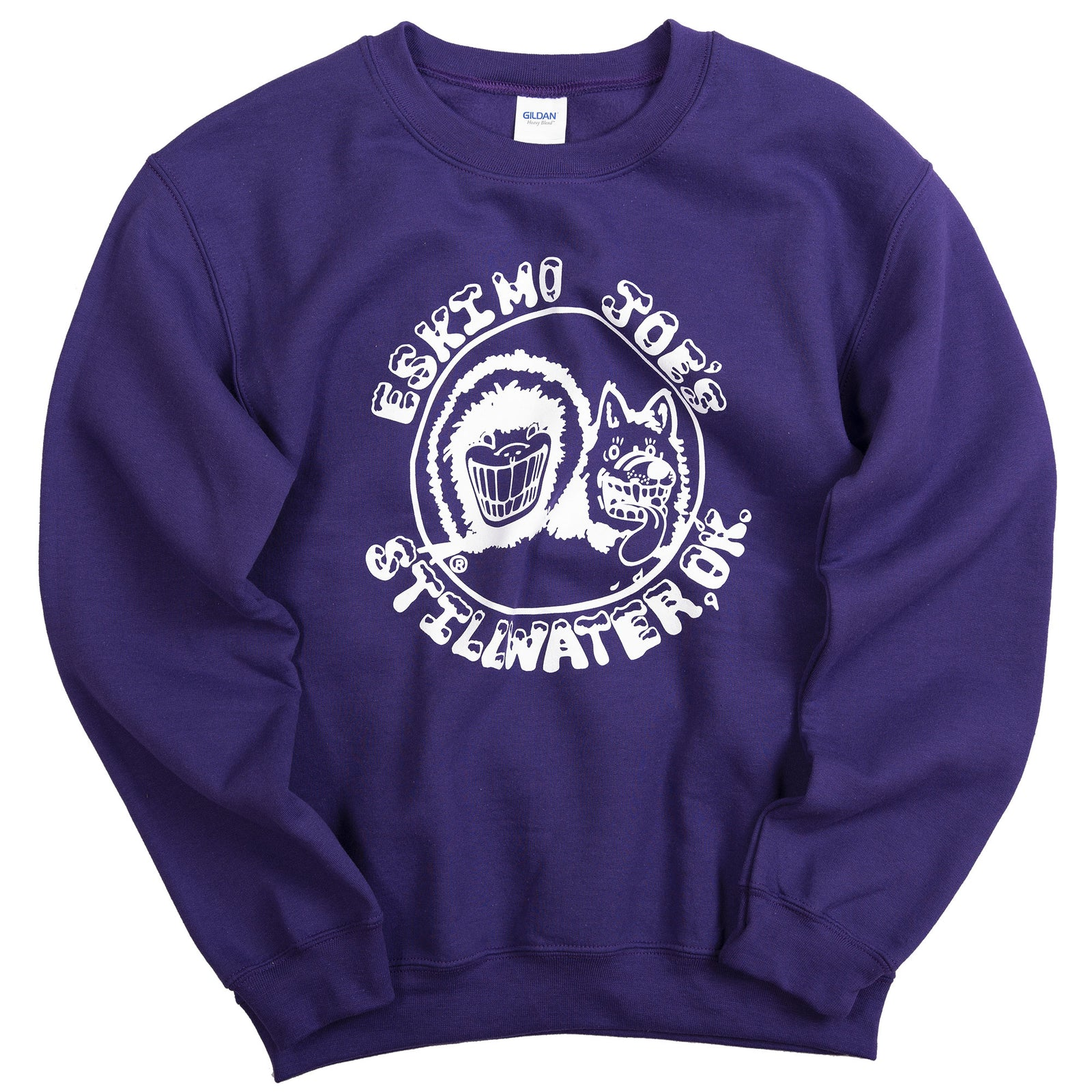 LIGHTWEIGHT ADULT SWEAT SHIRT - LAS - Eskimo Joe's Clothes