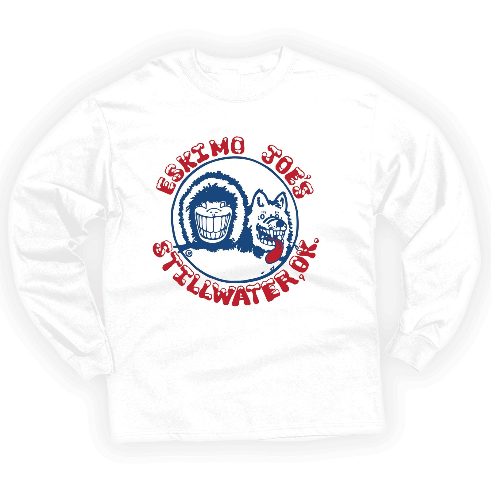 CLASSIC LONG SLEEVE TEES - LT - Eskimo Joe's Clothes