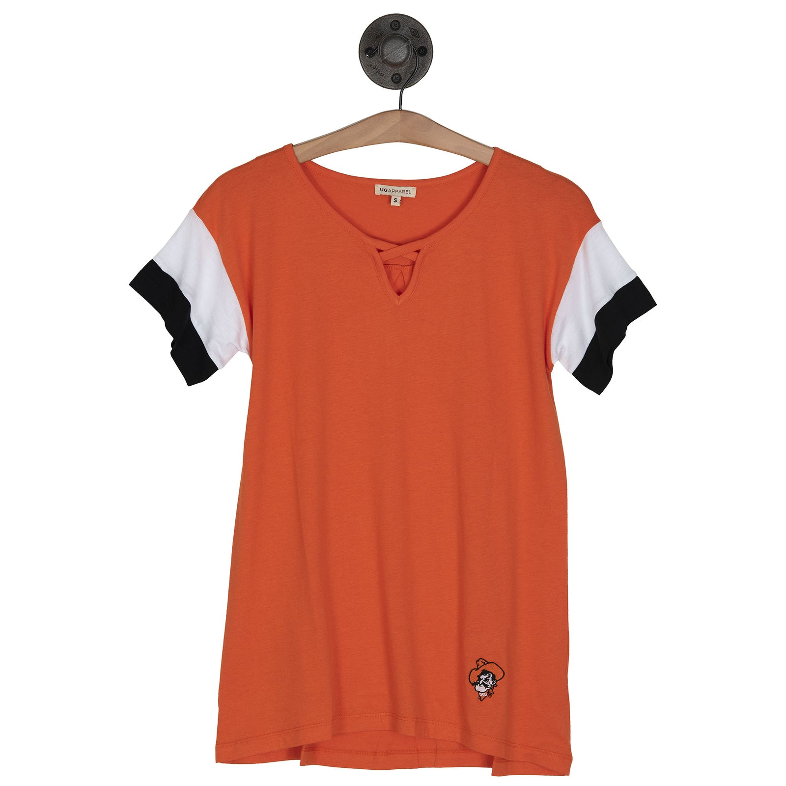 OSU CRISS CROSS BACK TEE - OSUCCBT