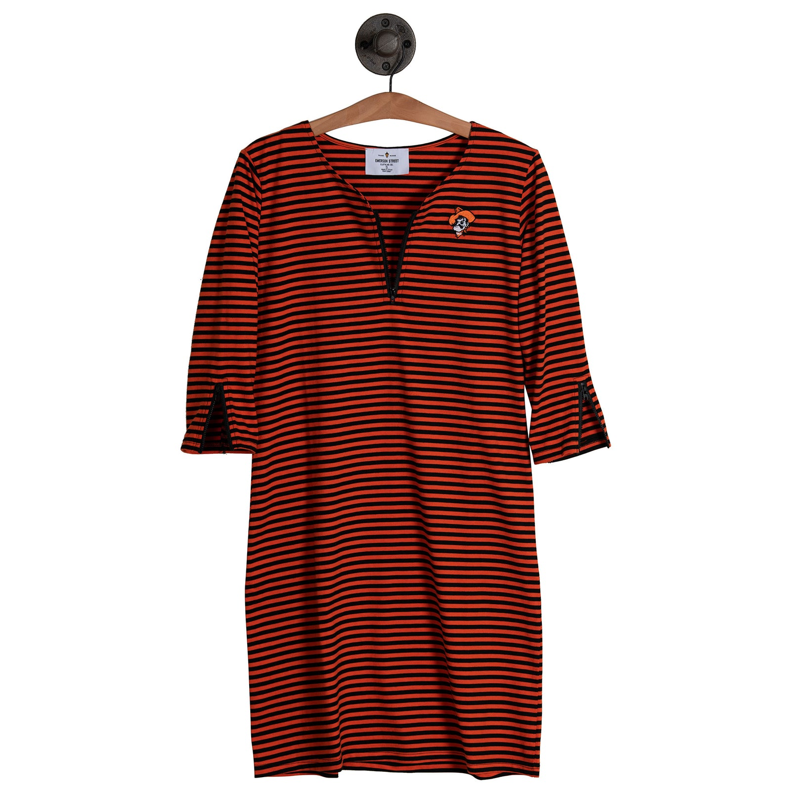 OSU PAIGE STRIPED DRESS - OSUPSD