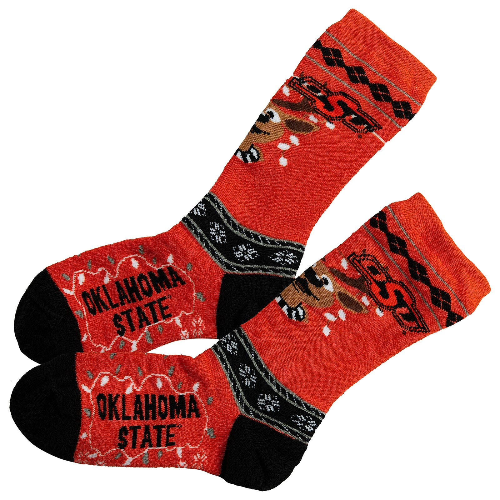 OSU SWEATER STRIPE SOCKS - OSUSS - Eskimo Joe's Clothes