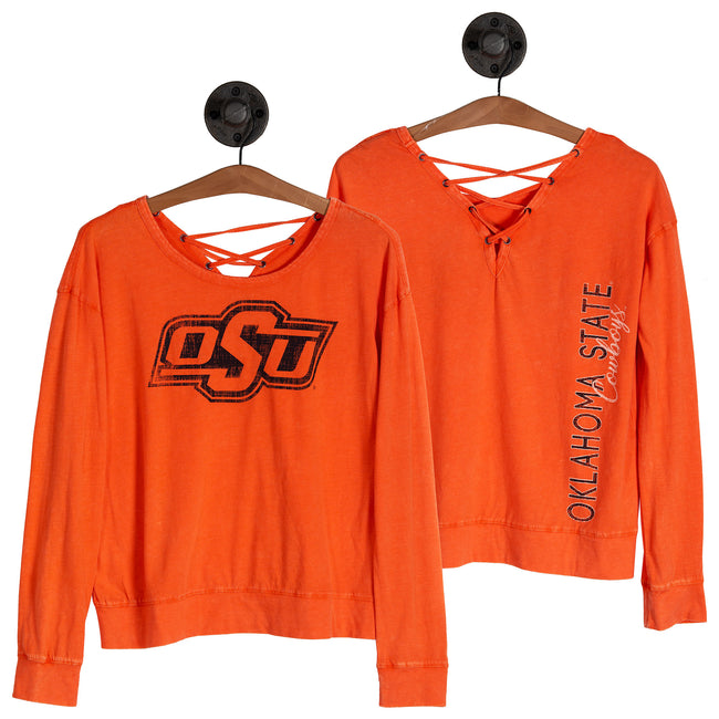 OSU 2-WAY TEE - OSUTWLT
