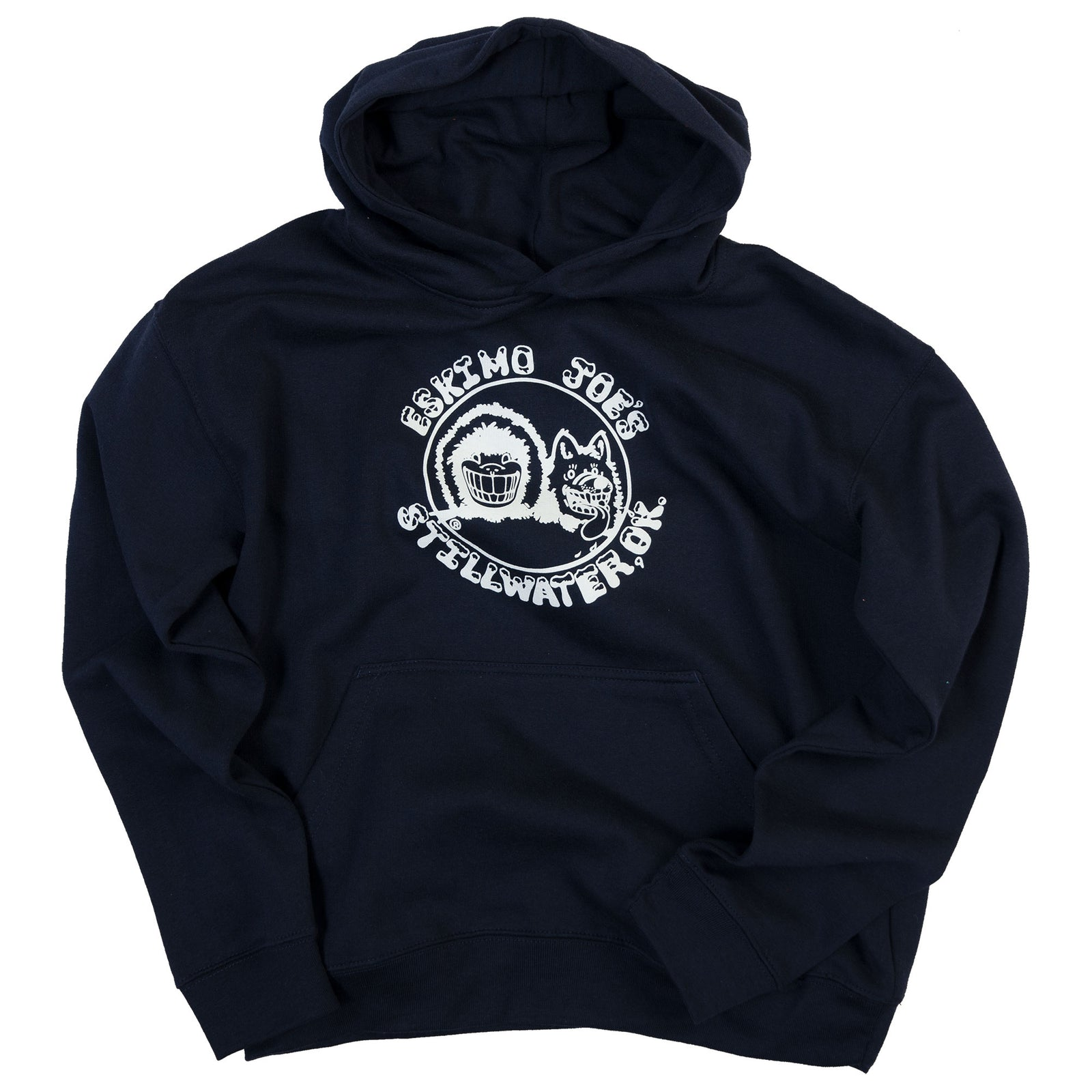 YOUTH HOODED SWEAT - YHS