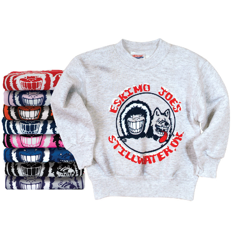 YOUTH CLASSIC SWEAT - YS - Eskimo Joe's Clothes