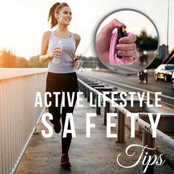 Active Lifestyle safety tips defense divas womens self defense