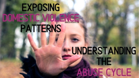Cycle of Abuse Domestic Violence Blog HEADER image