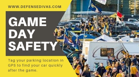 GAME DAY SAFETY tips for college life tailgating safety